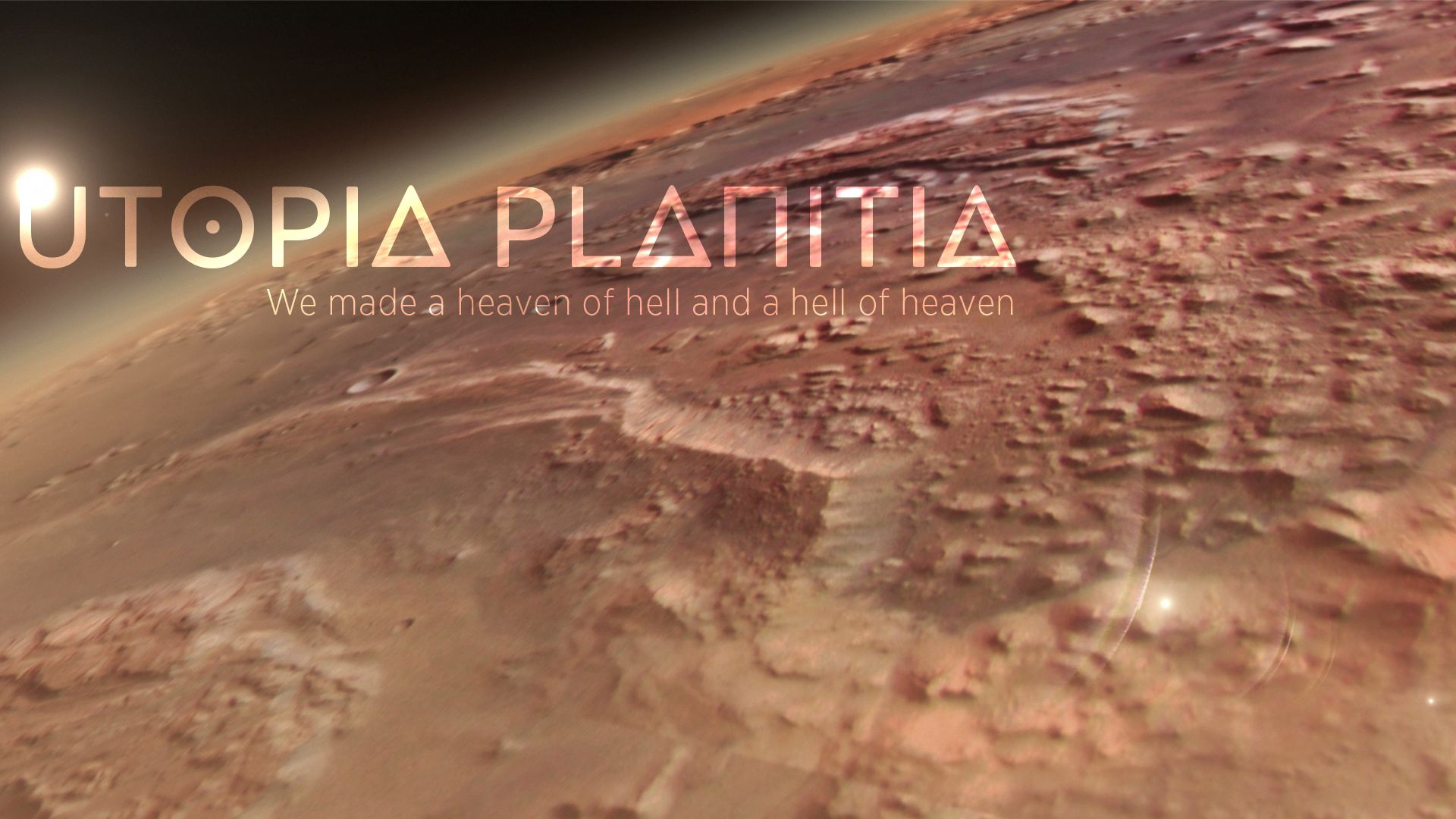 Utopia Planitia Season 2
